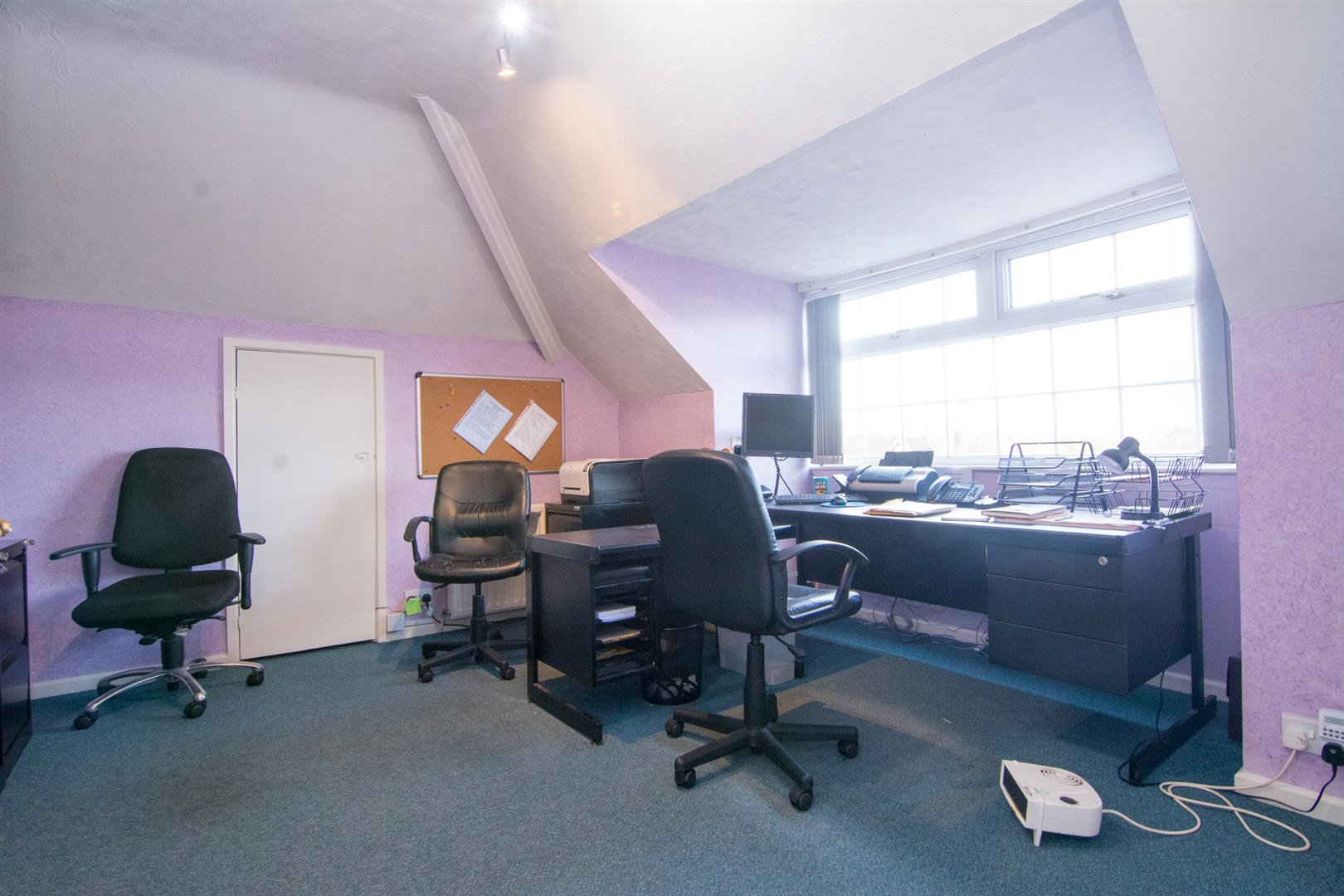 OFFICE ONE/BEDROOM ONE